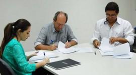 Prefeitura e Caixa Econômica apresentam recursos para três obras na cidade