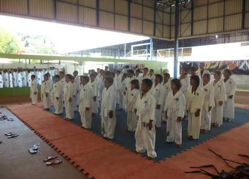Escola Municipal realizará Campeonato Infantil de Jiu-Jitsu neste sábado