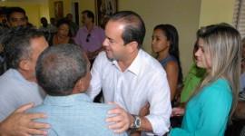 Lázaro Botelho e Roberto Pires reúnem líderes políticos e empresários em Araguaína