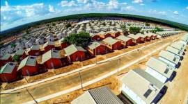 Prefeitura e Caixa Econômica fazem sorteio de endereços das casas populares em Araguaína