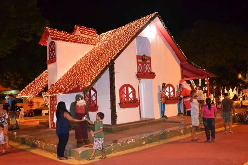 Vila de Natal segue com programações neste início de semana