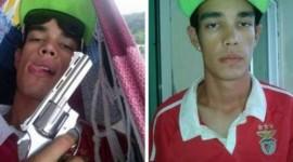 Jovem é preso após postar foto com arma no Facebook