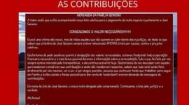 Site criado para recolher doações a Genoino alcança o valor da multa