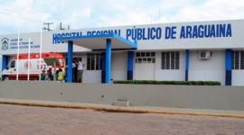 Instituições federais e estaduais requerem que Estado do Tocantins regularize abastecimento em hospitais públicos