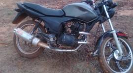 PM recupera em Wanderlândia moto roubada em Araguaína