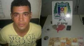 2º Batalhão prende dois homens por porte de drogas em Araguaína