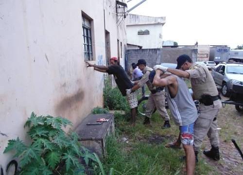 Policiais Militares do 2° Batalhão realizam a 28ª Operação Surpresa