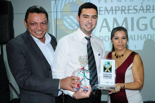 Pró-Saúde recebe o prêmio de Empresa Amiga do Trabalhador