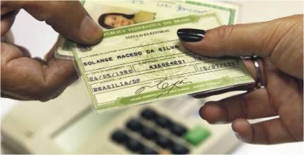 Quase 25 mil títulos eleitorais poderão ser cancelados em Araguaína