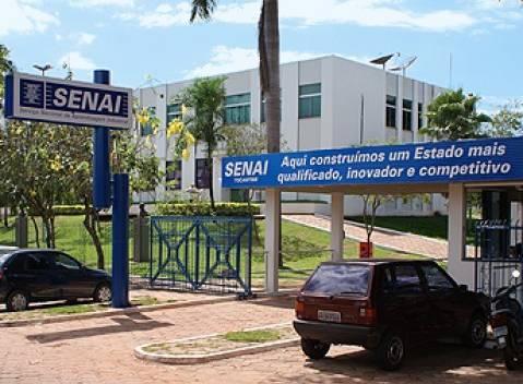 SENAI Araguaína seleciona instrutor para Colinas do Tocantins