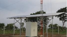 Celtins constrói primeira repetidora de sinal de rádio com energia 100% solar