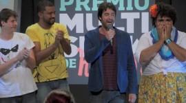 Tocantinense é o vencedor do Prêmio Multishow de Humor 2013