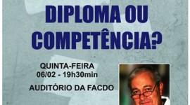 FACDO realiza Palestra com o Professor Pierluigi Piazzi especialista em Neuroaprendizagem