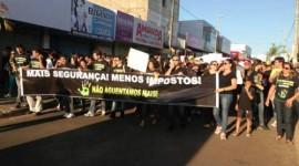 ACIARA: comitiva araguainense participa hoje de reunião com o Governador Siqueira Campos por segurança pública
