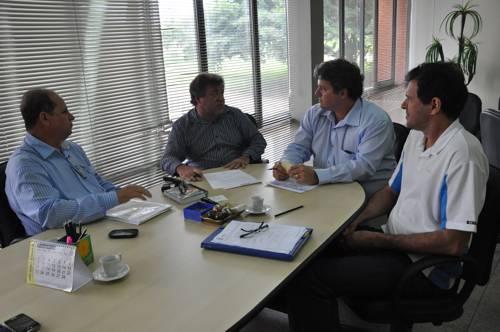 Sicideto se reúne com Secretário Estadual de Administração para cobrar direitos dos servidores