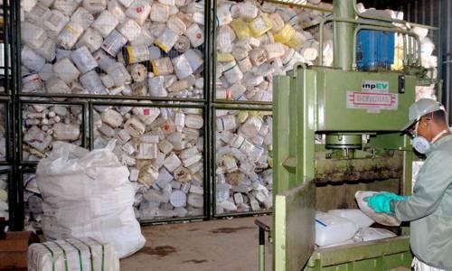Estado terá mais postos de recolhimento de embalagens vazias de defensivos agrícolas