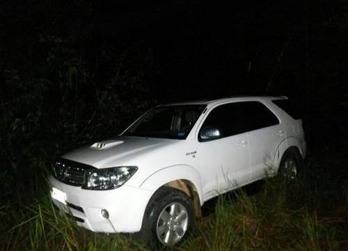 Através de denúncia anônima, PM recupera veículo roubado em Araguaína