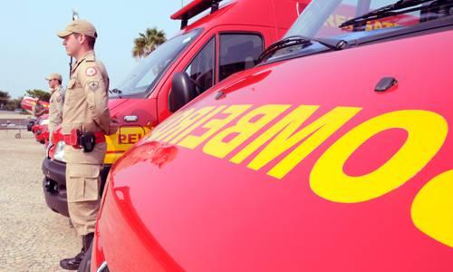 Governador anuncia convocação de remanescentes do concurso dos bombeiros