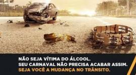 Governo Federal lança campanha de trânsito para o período de carnaval; Campanha Estadual será lançada nesta quinta, 27
