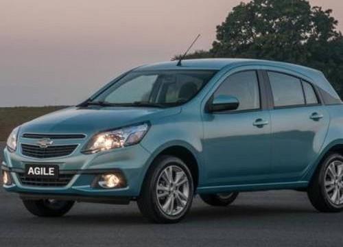 GM convoca recall de 5 mil veículos por risco de capotamento