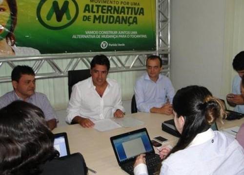 Partido Verde decide lançar Marcelo Lelis como pré-candidato a governador