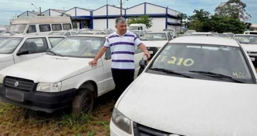 SEFAZ realiza leilão de veículos apreendidos e oficiais