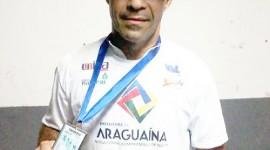 Ciclista araguainense participa de competição na Amazônia