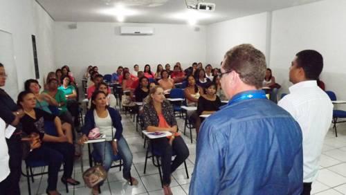 Professores da Rede Municipal de Ensino participam de Curso de Capacitação sobre Empreendedorismo