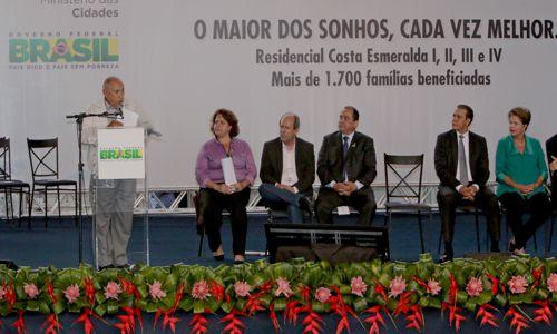 Em Araguaína, Governo encaminha projeto de lei para doação de lotes destinados ao Minha Casa Minha Vida