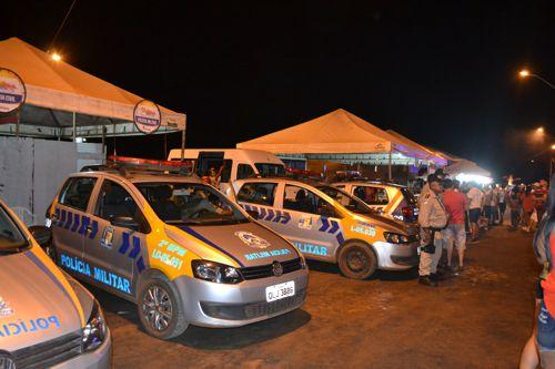 Estrutura do Carnabalada 2014 oferece segurança para folião de Araguaína