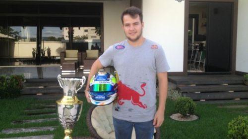 Tocantinense Felipe Fraga viaja confiante para estreia na Stock Car