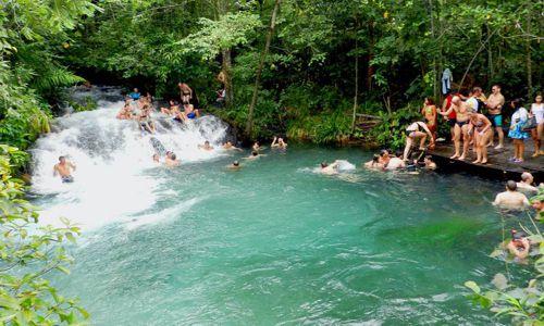 Atrativos do Jalapão são os destinos mais procurados por turistas no Tocantins