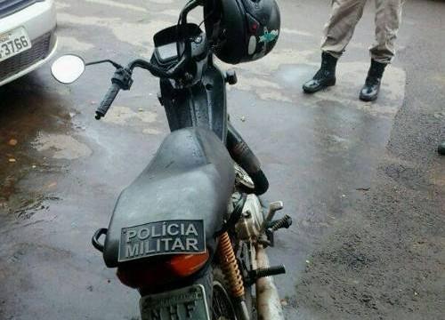 Três motos e dois carros são recuperados pela PM em Araguaína