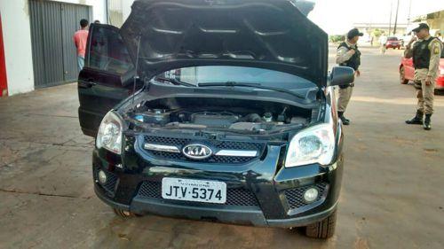 PM apreende adolescente por furto de veículo e roubos em comércios de Araguaína
