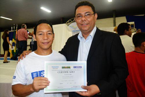 SENAI de Araguaína forma mais de 700 alunos do PRONATEC