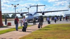 Aeroporto de Araguaína supera número de embarques e desembarques no primeiro semestre deste ano