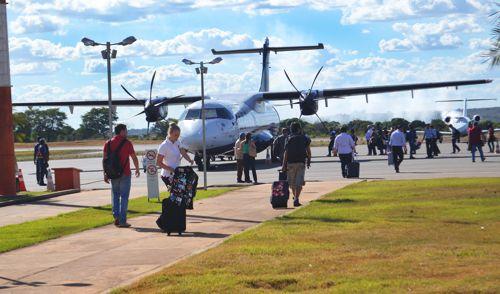 Melhorias no Aeroporto de Araguaína beneficiarão passageiros