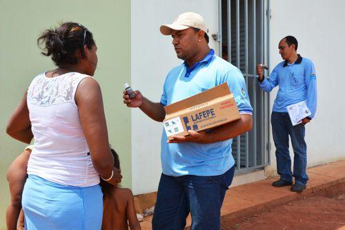 Prefeitura intensifica orientações sobre hepatite A no Costa Esmeralda