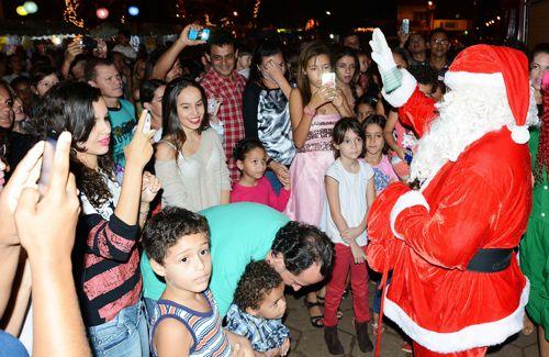 Vila de Natal é inaugurada em Araguaína