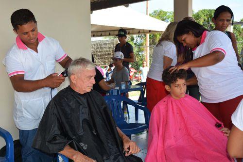Mais de mil pessoas participam do Projeto Cidadão em Araguaína