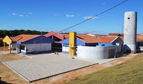 Araguaína recebe novas escolas e creches em 2015