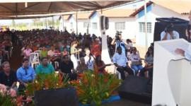 Prefeitura de Araguaína e Caixa entregam 416 casas do Construindo Sonhos