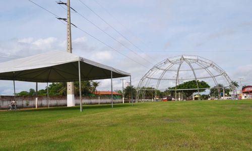 Prefeitura prepara estrutura para o Carnaval de Araguaína