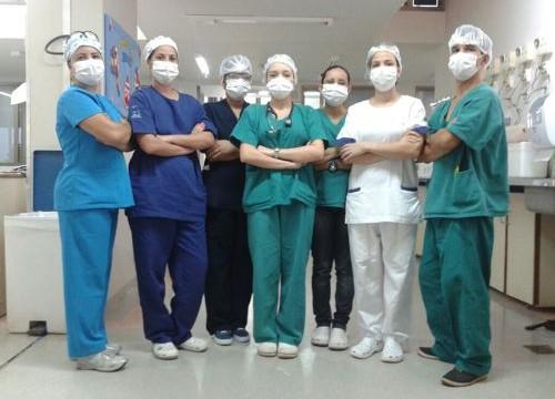 Fisioterapeutas suspendem plantões nos hospitais públicos do Tocantins
