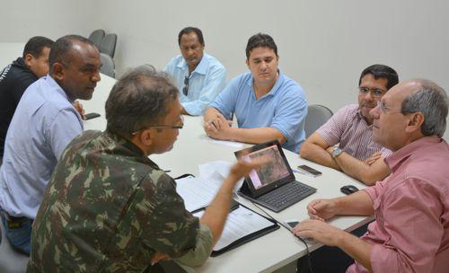 Prefeitura cederá área para reativação do Tiro de Guerra