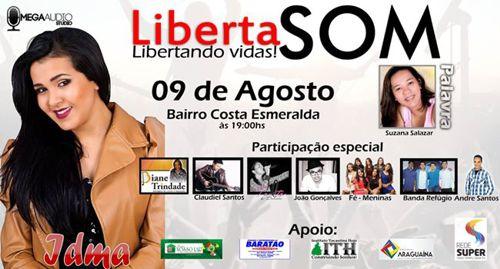 Prefeitura apoia evento religioso em Araguaína