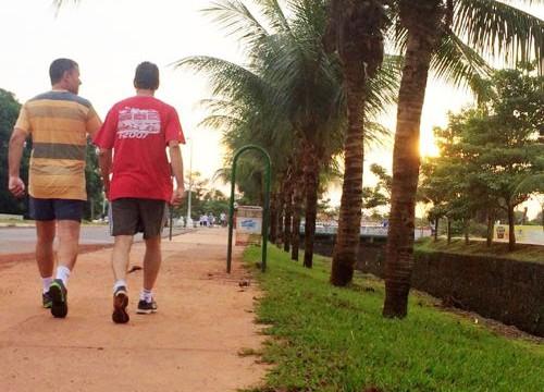 Áreas de lazer em Araguaína contarão com profissionais de Educação Física