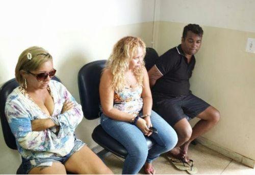 Acusados de furto em estabelecimento comercial são presos pela PM em Araguaína
