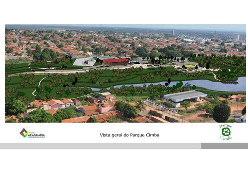 Abertas licitações para construção do Parque Cimba e Complexo Poliesportivo
