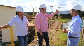 Prefeitura autoriza início das obras da nova barragem do Lago Azul